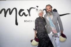 INAUGURACIÓN TERRAZA SKYBAR ROOFTOP MARINA BEACH CLUB, EN MARINA REAL JUAN CARLOS 1 VALENCIA.