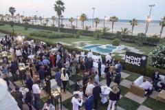 Mont Blanc 110 Aniversario Valencia Hotel Las Arenas Valencia
